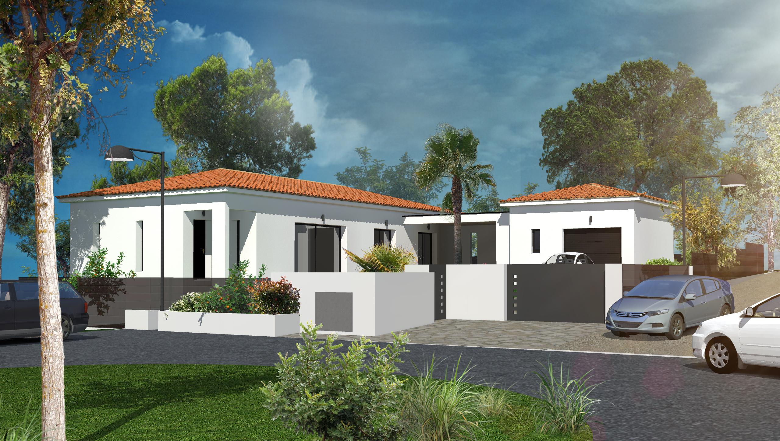 Maisons du constructeur MAISONS BOIVEL • 120 m² • POUSSAN