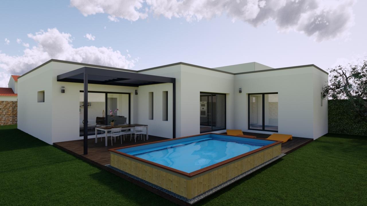Maisons du constructeur MAISONS BOIVEL • 100 m² • MEZE