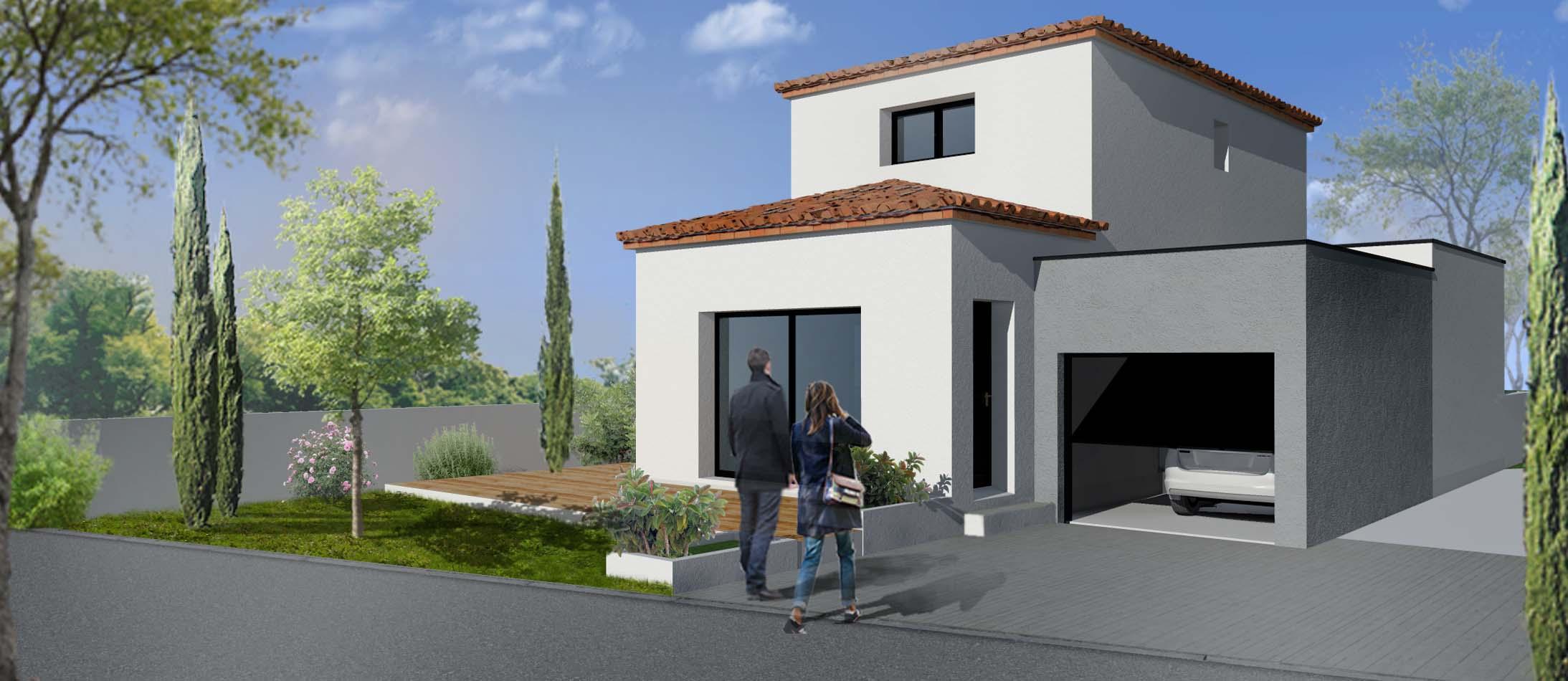 Maisons du constructeur MAISONS BOIVEL • 85 m² • VENDARGUES
