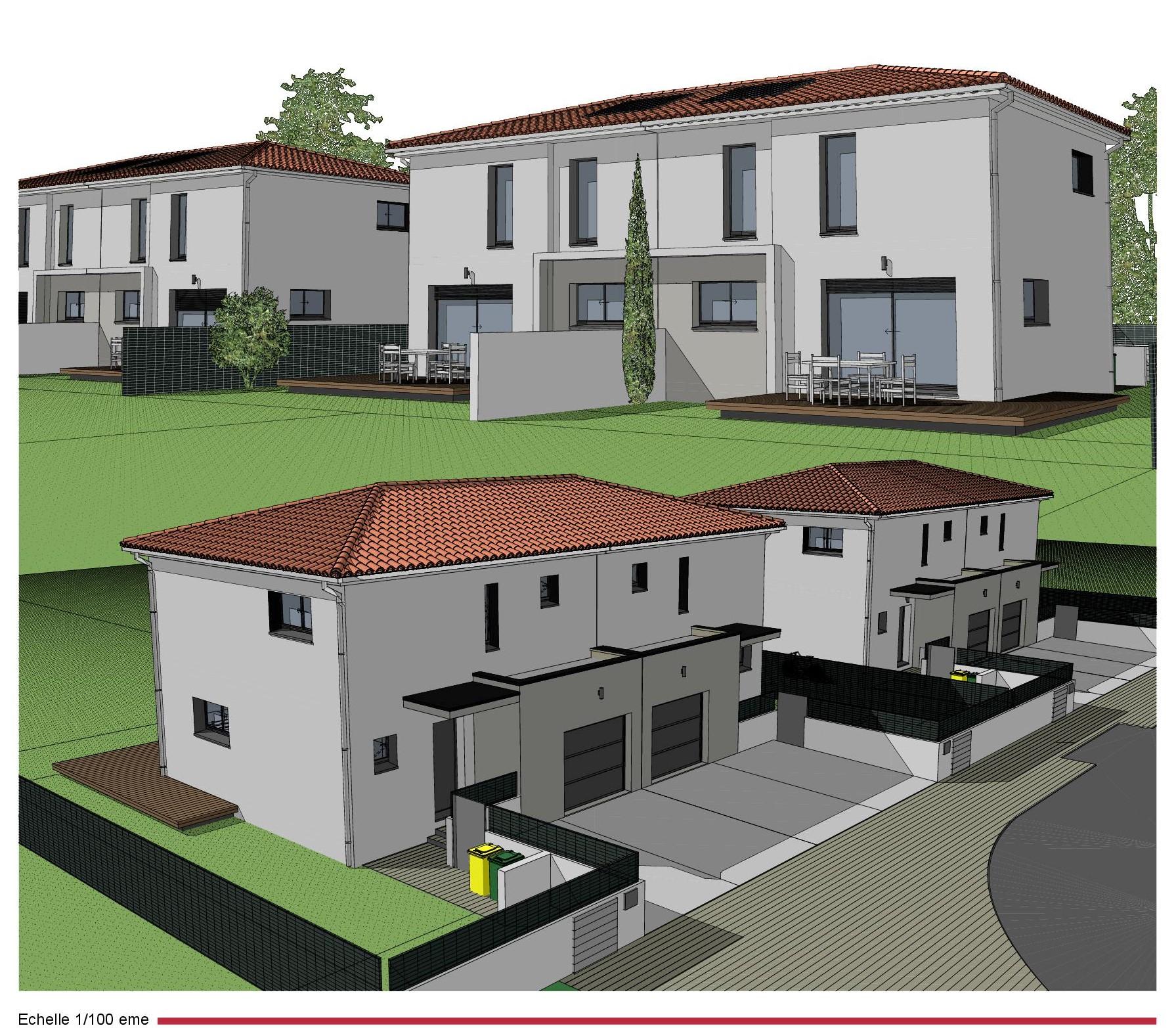 Maisons du constructeur MAISONS BOIVEL • 86 m² • SAUSSAN