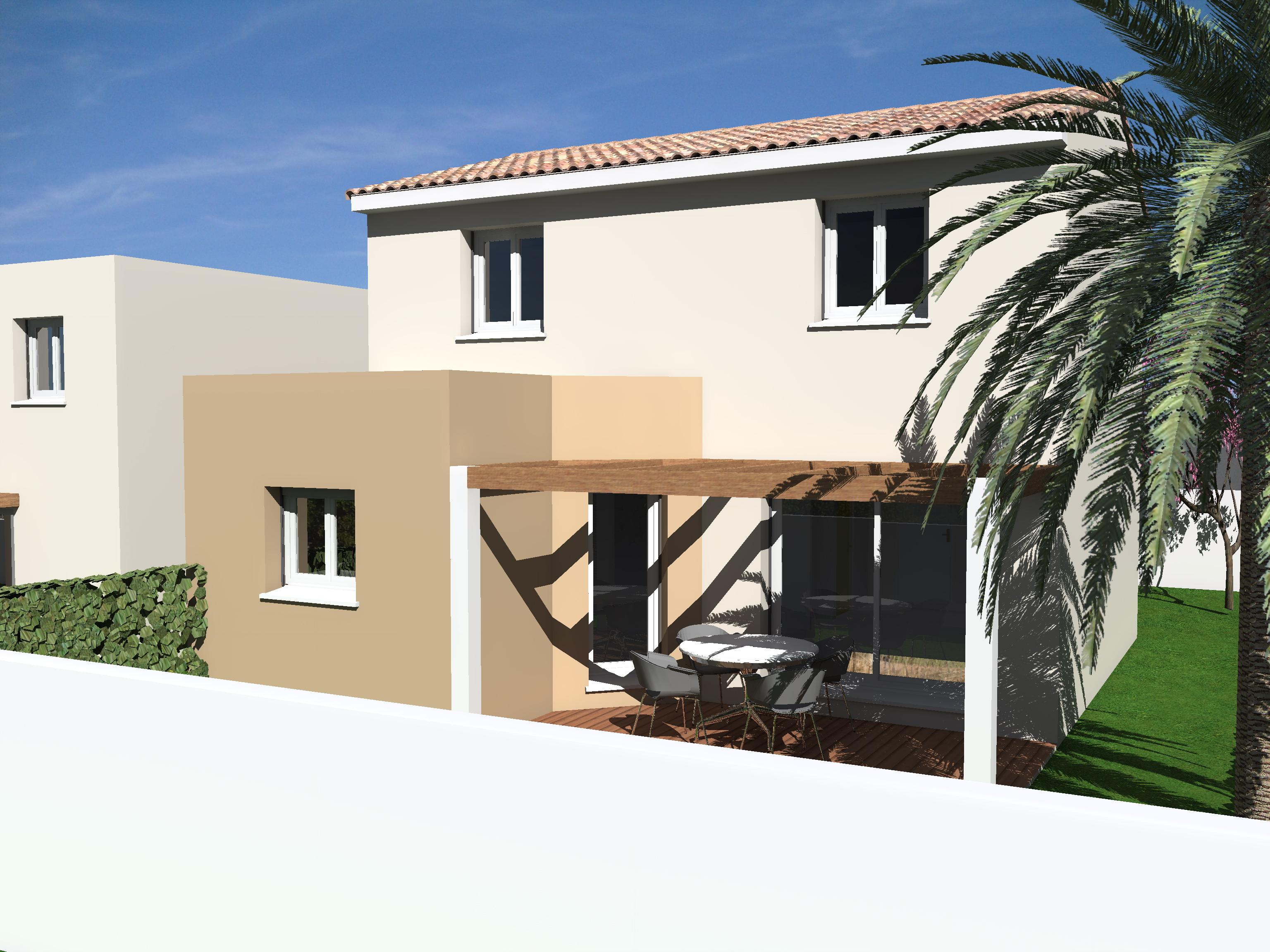 Maisons du constructeur MAISONS BOIVEL • 85 m² • PIGNAN