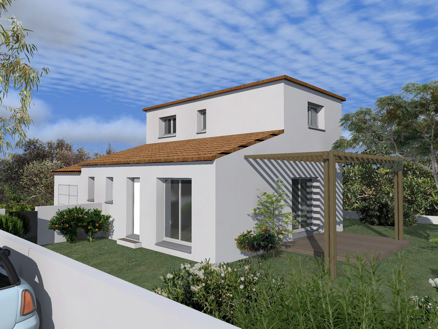 Maisons du constructeur MAISONS BOIVEL • 90 m² • MONTARNAUD