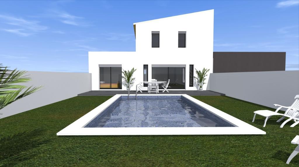 Terrains du constructeur GUY HOQUET • 430 m² • FOURAS