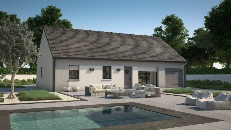 Maisons + Terrains du constructeur MAISONS BALENCY • 65 m² • SAINTE AUSTREBERTHE