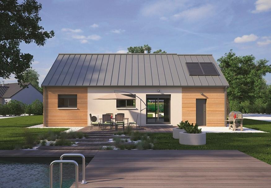 Maisons + Terrains du constructeur MAISONS BALENCY • 70 m² • ETALLEVILLE