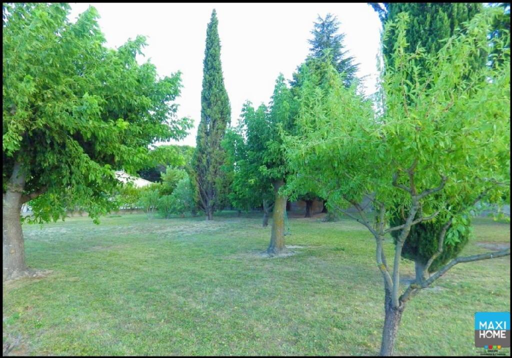 Terrains du constructeur MAXIHOME CLAIRIMMO • 865 m² • COURTHEZON
