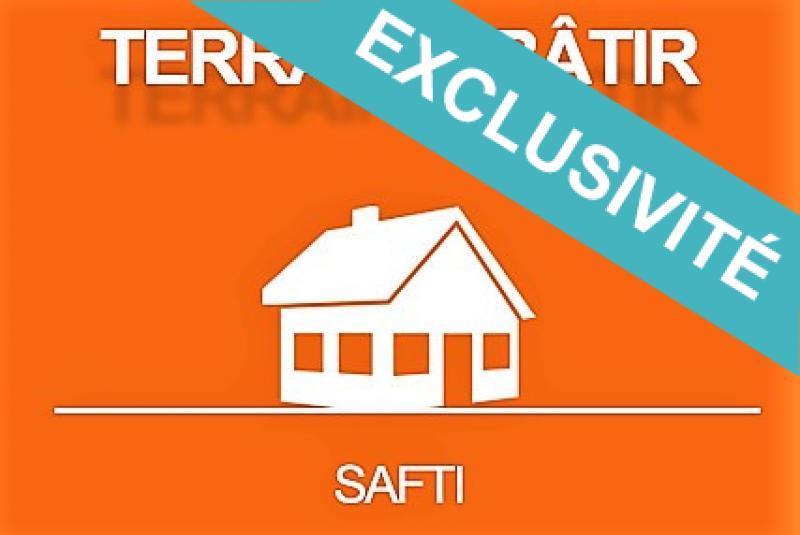 Terrains du constructeur SAFTI • 926 m² • GOUAIX