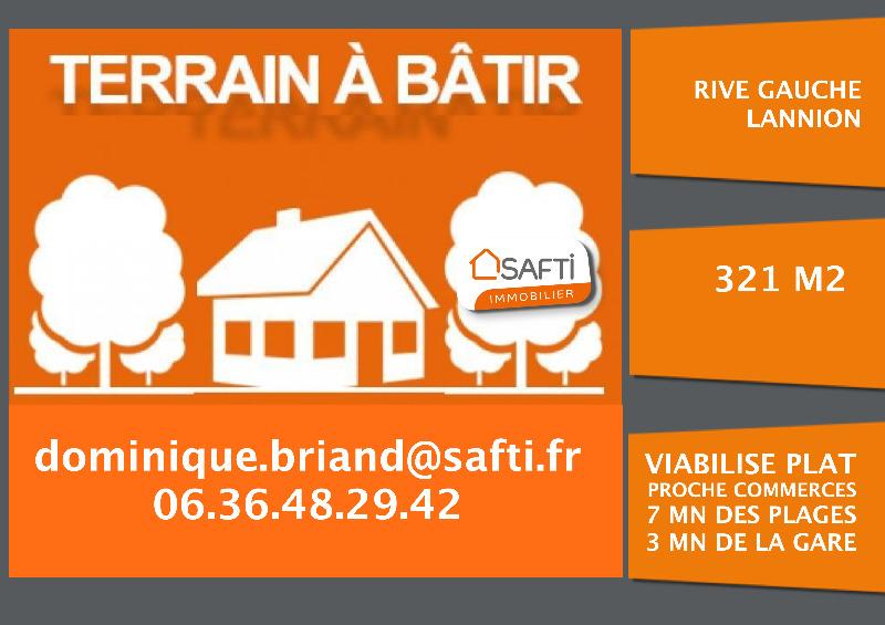 Terrains du constructeur SAFTI • 321 m² • LANNION