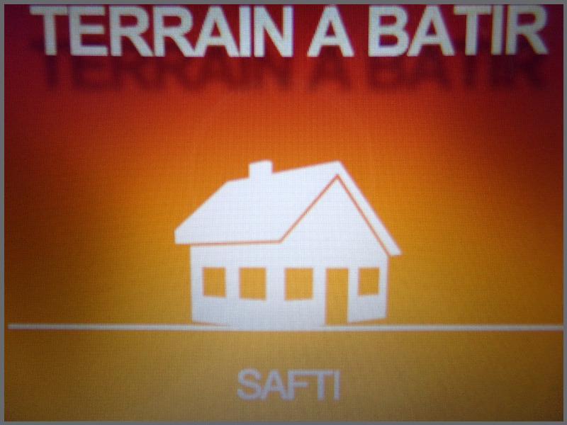 Terrains du constructeur SAFTI • 884 m² • LOUDUN