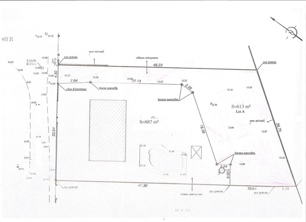 Terrains du constructeur PROPRIETES PRIVEES • 613 m² • CHALLANS