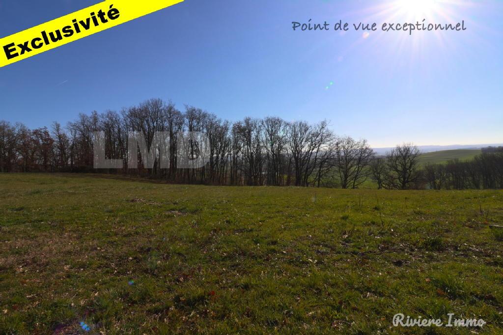 Terrains du constructeur LMD IMMOBILIER • 1208 m² • BEAUMONT DE LOMAGNE