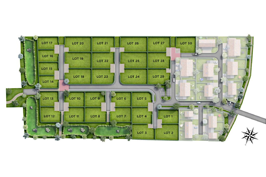 Terrains du constructeur EUROPEAN HOMES FRANCE • 543 m² • CHAMPTOCEAUX