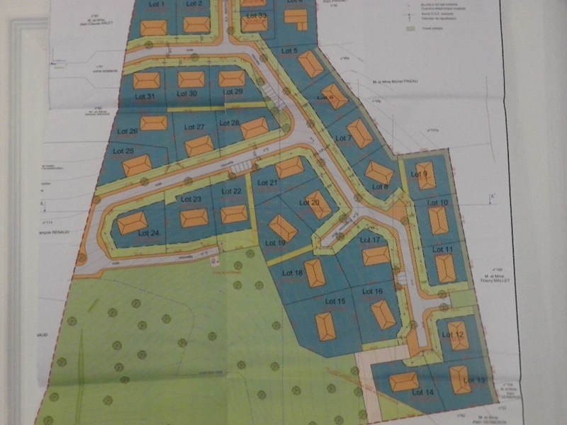 Terrains du constructeur CAPI FRANCE • 1351 m² • TRELISSAC
