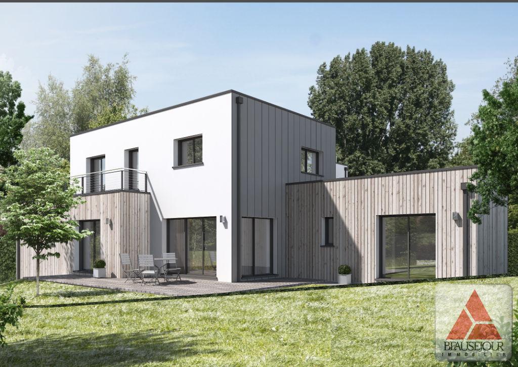 Terrains du constructeur BEAUSEJOUR IMMOBILIER ORVAULT • 491 m² • ORVAULT