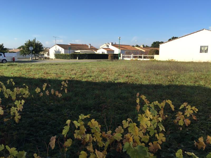 Terrains du constructeur JARD IMMOBILIER • 571 m² • SAINT VINCENT SUR JARD