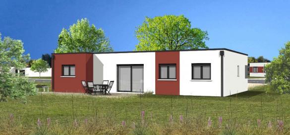 Maison+Terrain à vendre .(83 m²)(NOTRE DAME DE MONTS) avec (LMP CONSTRUCTEUR)