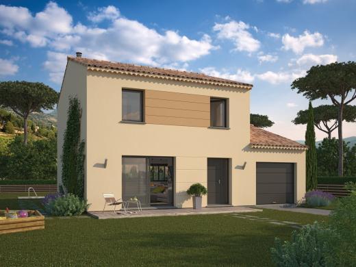 Maison+Terrain à vendre .(90 m²)(FREJUS) avec (MAISON FAMILIALE)