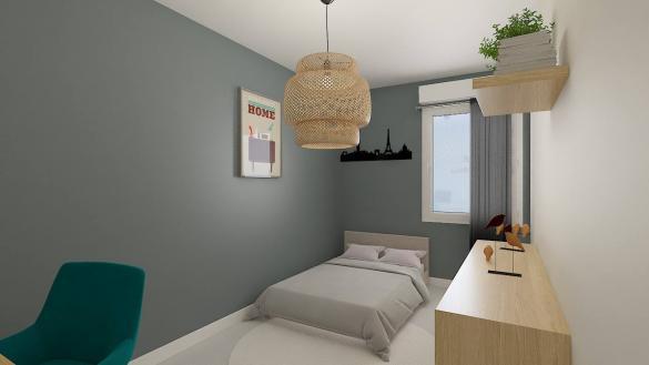Maison+Terrain à vendre .(89 m²)(SAINT INGLEVERT) avec (MAISONS PHENIX)