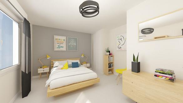 Maison+Terrain à vendre .(106 m²)(LA FERTE SOUS JOUARRE) avec (MAISONS PHENIX AULNAY SS BOIS)