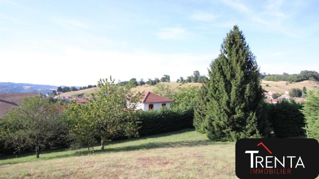 Terrains du constructeur TRENTA IMMOBILIER • 0 m² • BILIEU