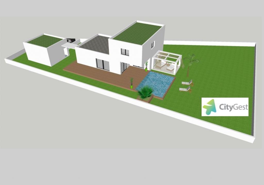 Terrains du constructeur CITYGEST • 1000 m² • BEZIERS