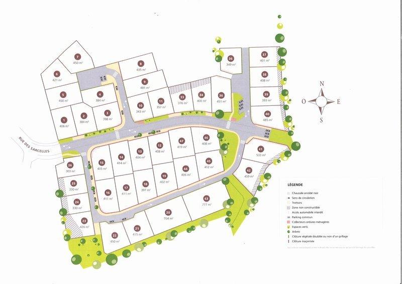 Terrains du constructeur ROCHER IMMOBILIER • 384 m² • CHALLANS
