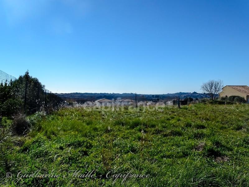 Terrains du constructeur CAPI FRANCE • 1186 m² • SAINT PARGOIRE