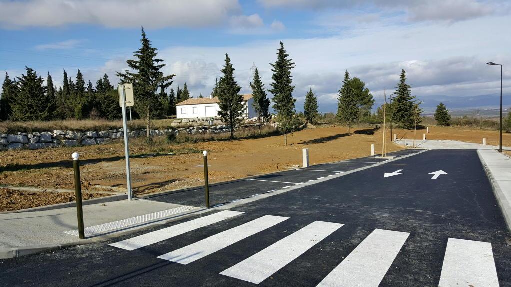 Terrains du constructeur ENVOL DEVELOPPEMENT URBAIN • 500 m² • MONTLEGUN