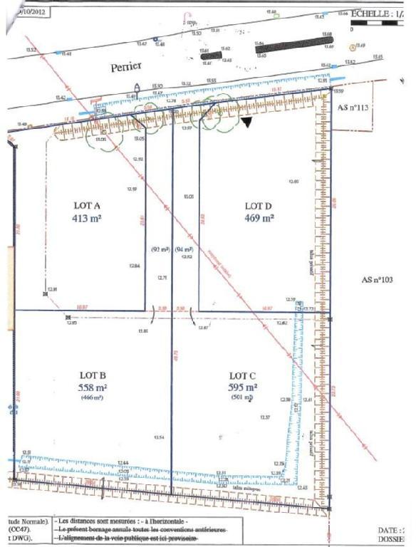 Terrains du constructeur AGENCE DU LITTORAL • 595 m² • SOULLANS