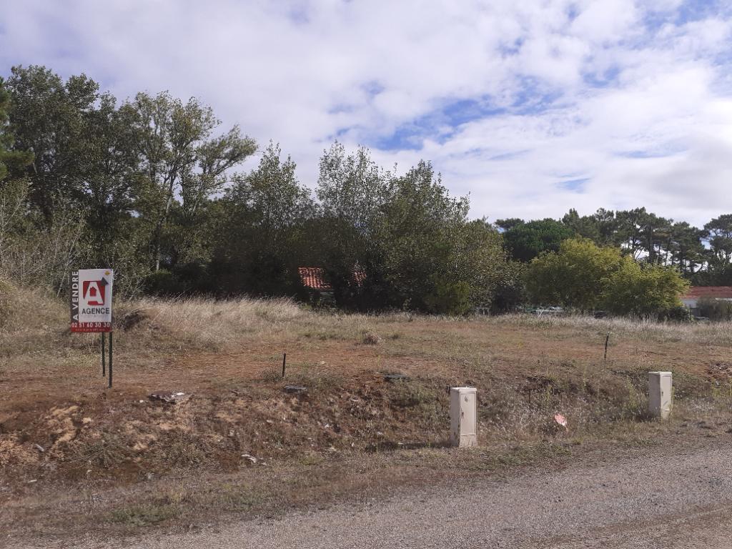 Terrains du constructeur L AGENCE DE LA COUR ROUGE • 670 m² • SAINT JEAN DE MONTS