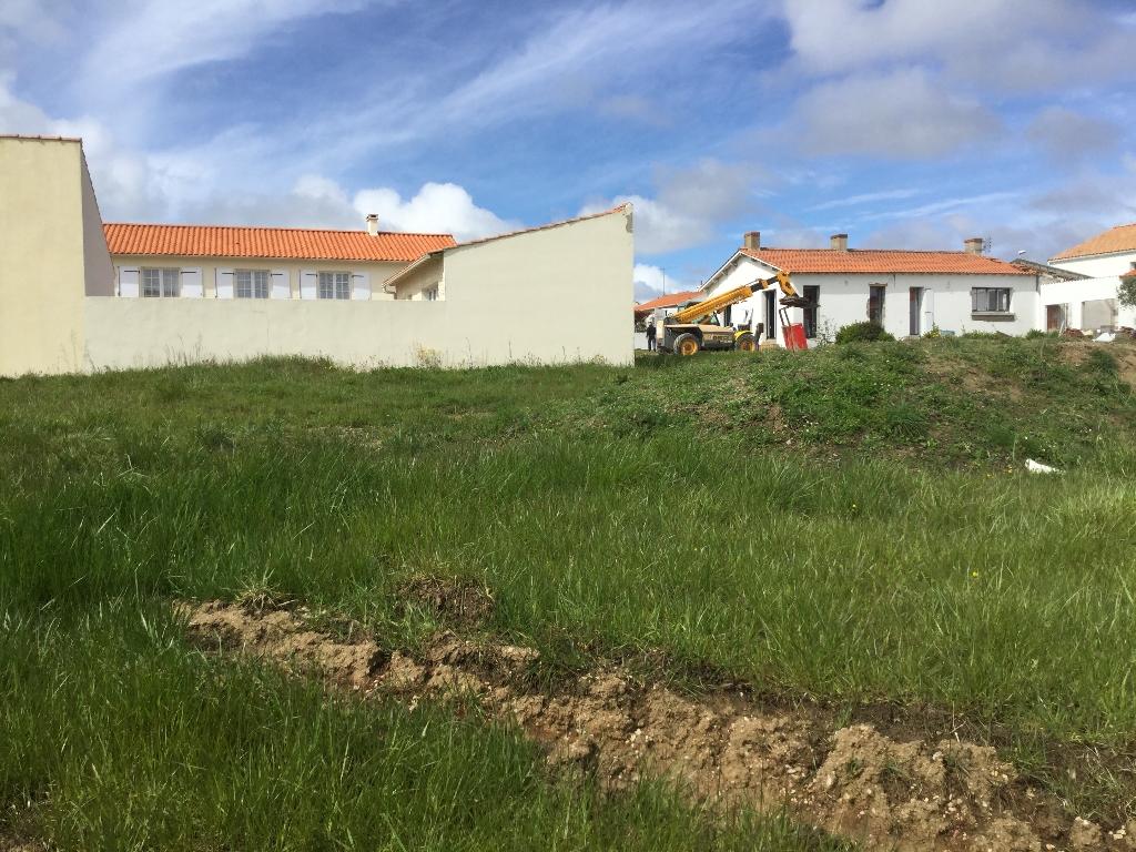 Terrains du constructeur L'AGENCE DE LA COUR ROUGE • 319 m² • SAINT HILAIRE DE RIEZ