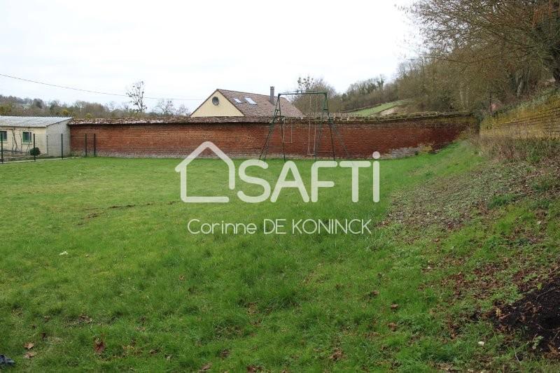 Terrains du constructeur SAFTI • 916 m² • SAINT OMER EN CHAUSSEE