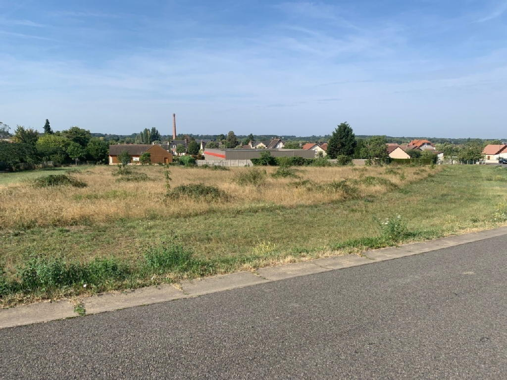 Terrains du constructeur ARCHE IMMOBILIER • 0 m² • BRIARE