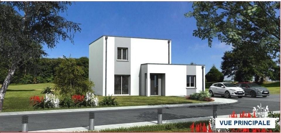 Maisons + Terrains du constructeur MAISONS LES NATURELLES • 111 m² • PIERREGOT