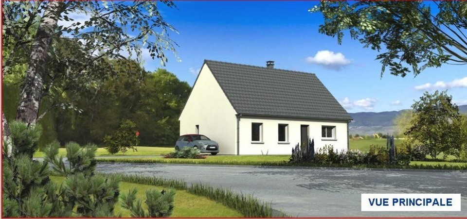 Maisons + Terrains du constructeur MAISONS LES NATURELLES • 71 m² • PIERREGOT