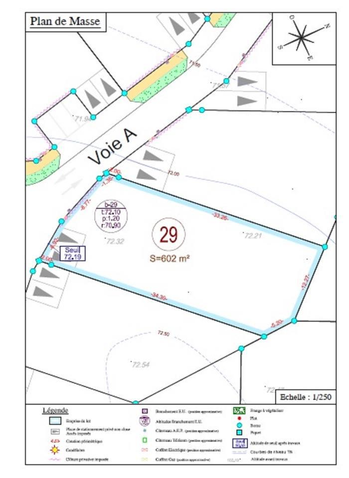 Terrains du constructeur MAISONS LES NATURELLES • 602 m² • CORBIE