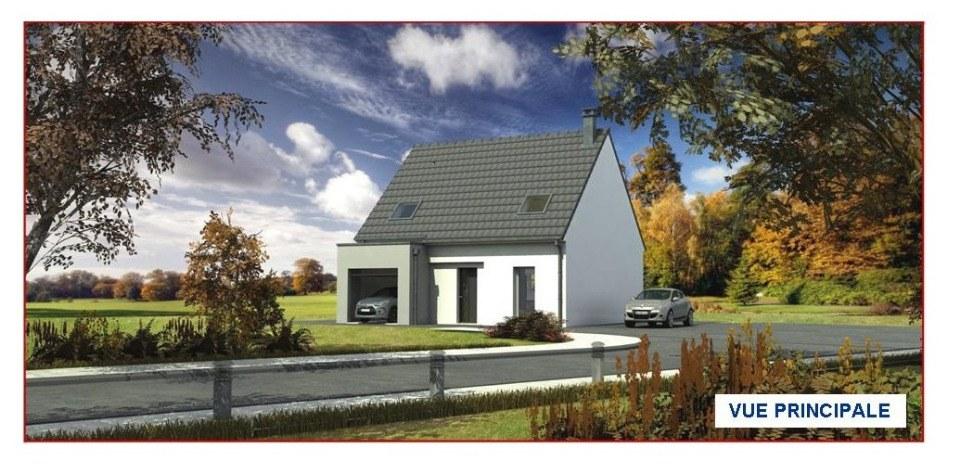 Maisons + Terrains du constructeur MAISONS LES NATURELLES • 94 m² • DOMART SUR LA LUCE