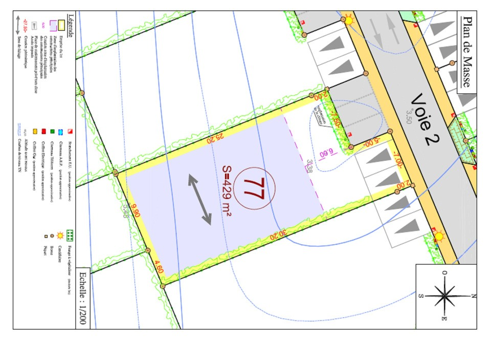 Terrains du constructeur MAISONS LES NATURELLES • 429 m² • MOREUIL