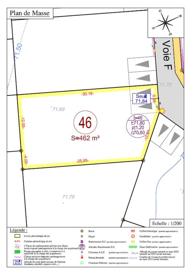 Terrains du constructeur MAISONS LES NATURELLES • 462 m² • CORBIE