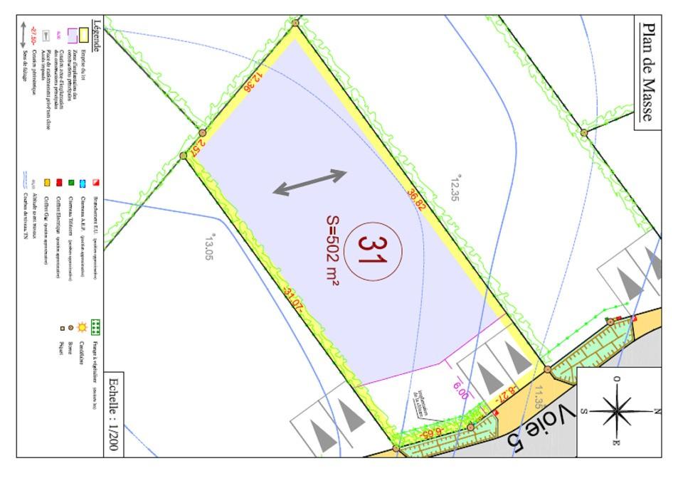 Terrains du constructeur MAISONS LES NATURELLES • 502 m² • MOREUIL