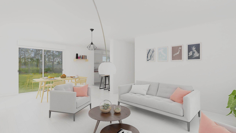 Maisons + Terrains du constructeur RESIDENCES PICARDES • 123 m² • VAUCHELLES LES QUESNOY