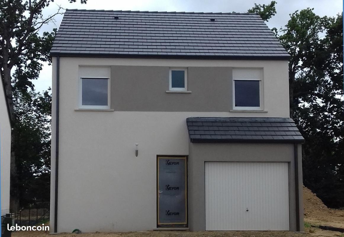Maisons + Terrains du constructeur MAISONS PHENIX • 83 m² • ANGERS