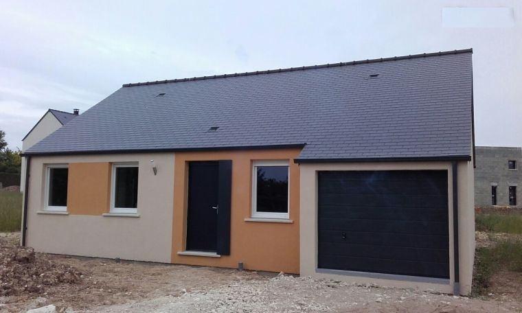 Maisons + Terrains du constructeur MAISONS PHENIX • 88 m² • CHATEAUNEUF SUR SARTHE