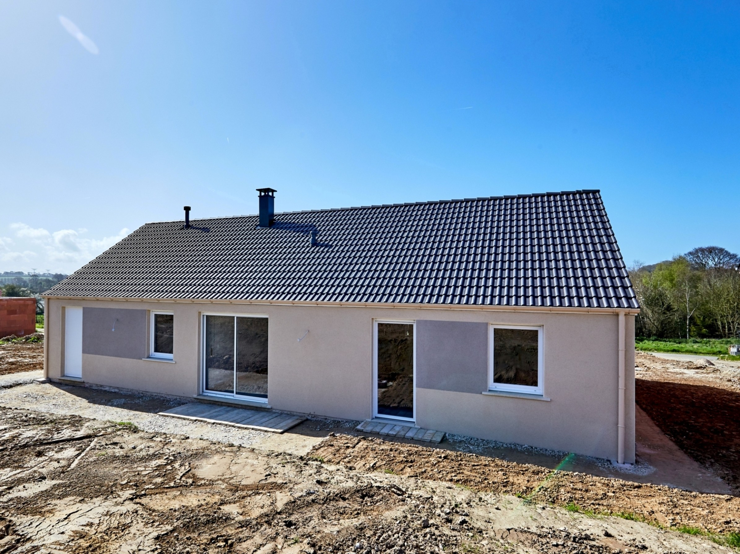 Maisons + Terrains du constructeur MAISONS PHENIX • 100 m² • MAMERS