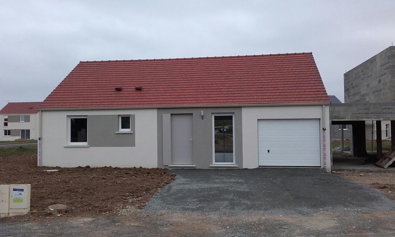 Maisons + Terrains du constructeur MAISONS PHENIX • 80 m² • BRIOSNE LES SABLES