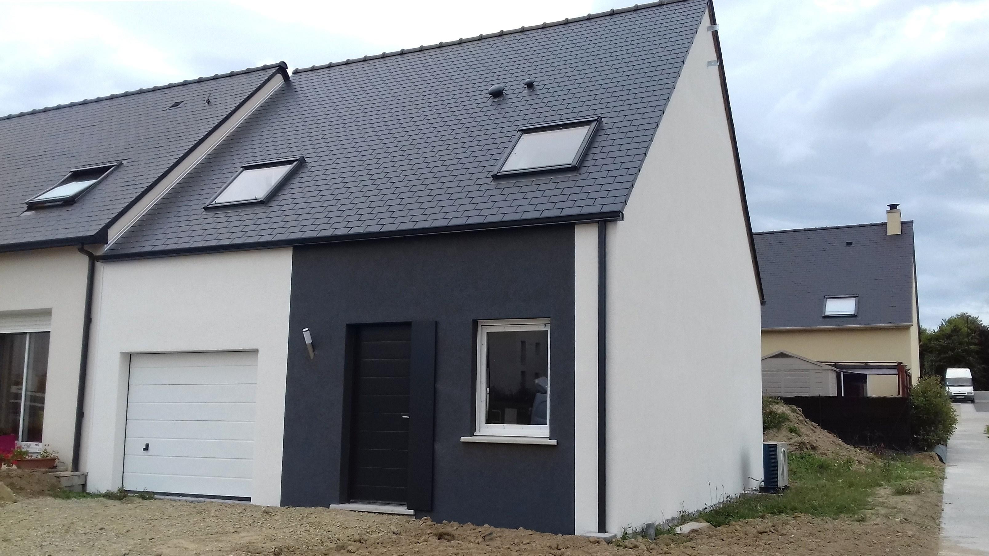 Maisons + Terrains du constructeur Maisons Phénix Le Mans • 83 m² • LE GRAND LUCE