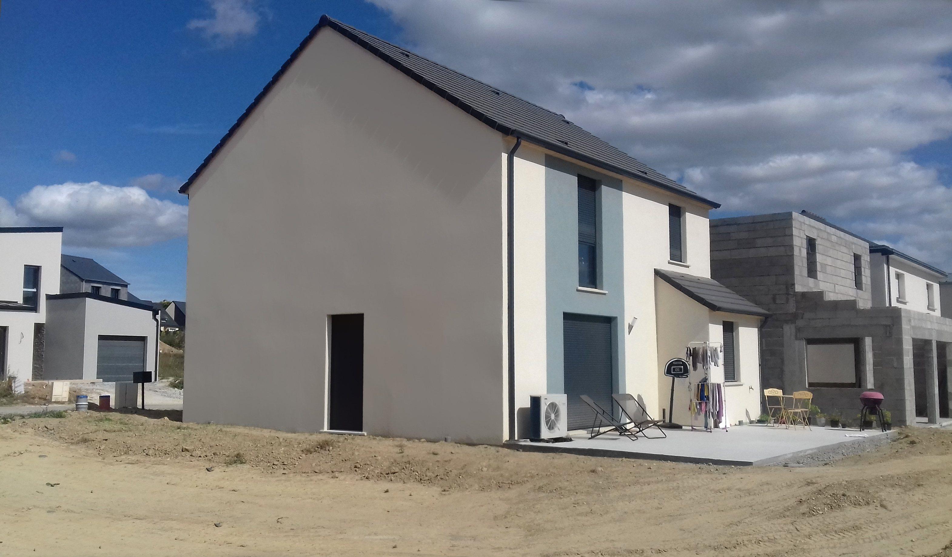 Maisons + Terrains du constructeur Maisons Phénix Le Mans • 123 m² • LE MANS