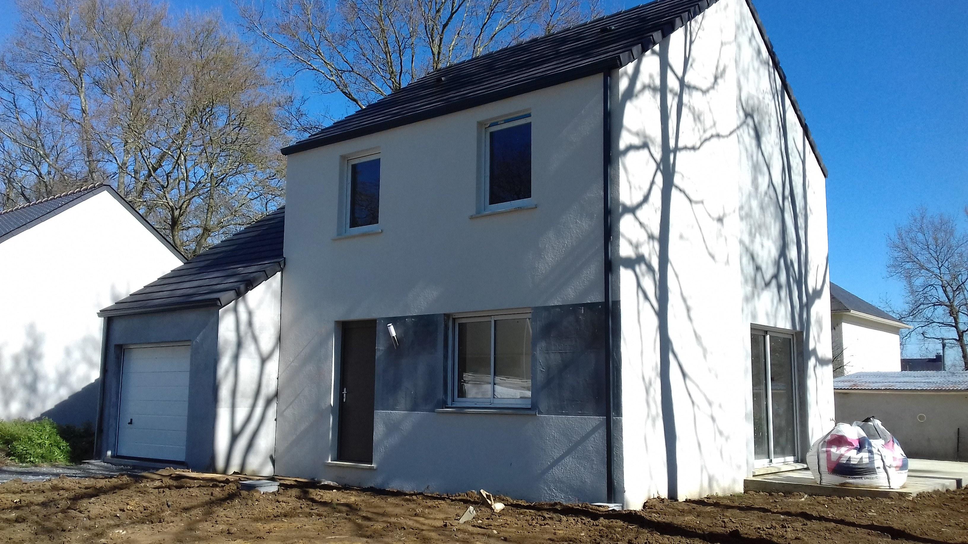 Maisons + Terrains du constructeur Maisons Phénix Le Mans • 82 m² • LE MANS