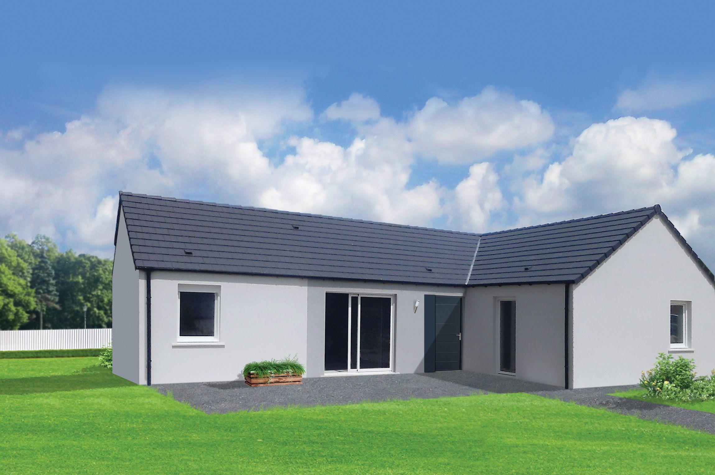 Maisons + Terrains du constructeur MAISON PHENIX • 112 m² • NEUVILLE SUR BRENNE