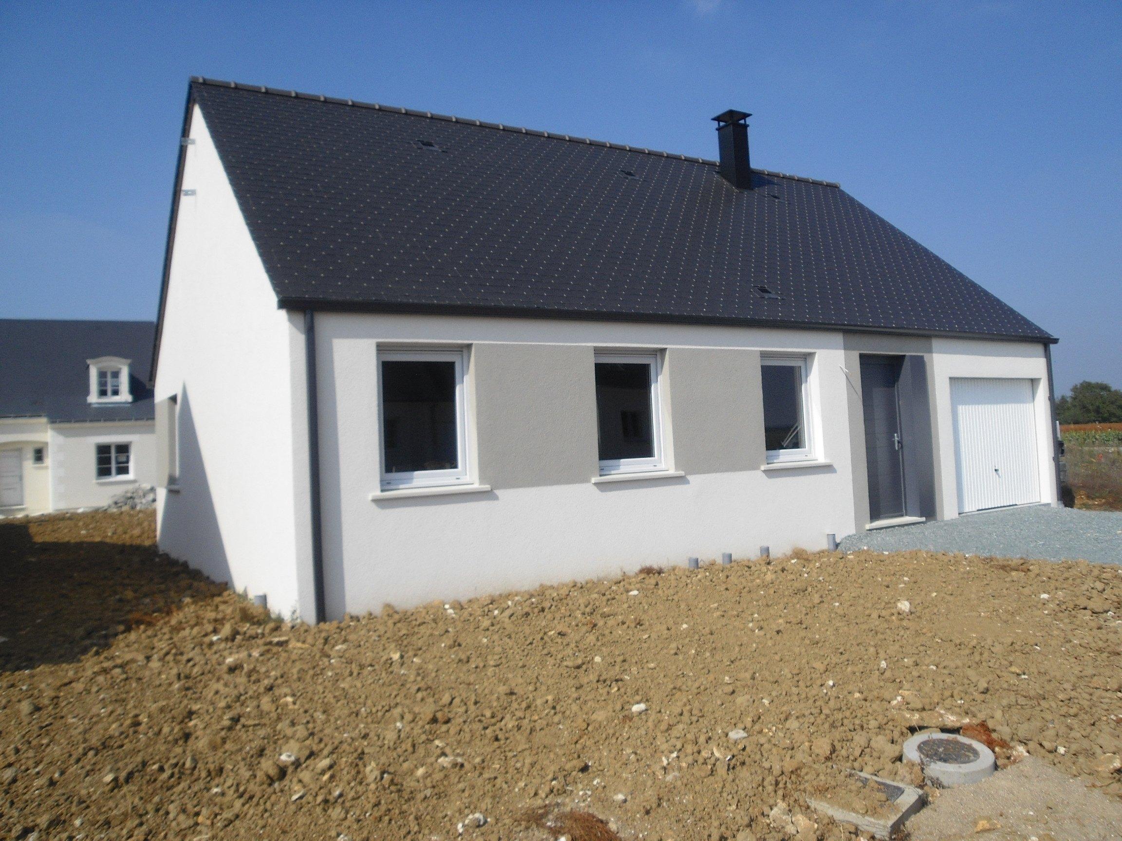 Maisons + Terrains du constructeur Maisons Phénix Tours • 84 m² • VALLERES